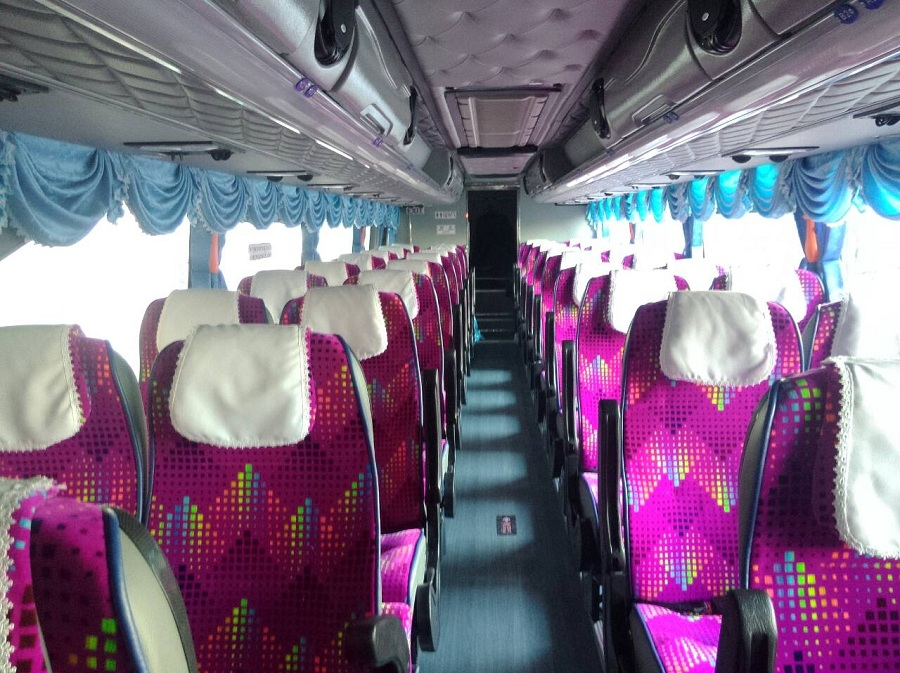Vietnam Seating bus