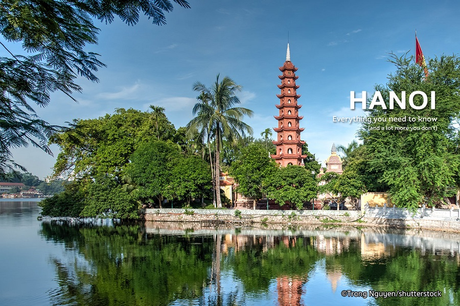 hanoi capital city
