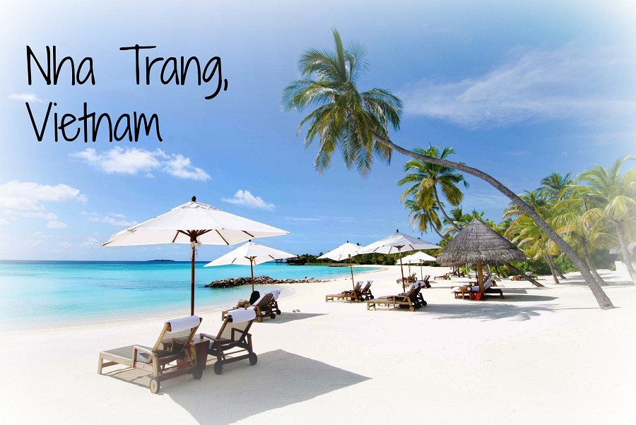 Nha Trang beach places to visit in vietnam
