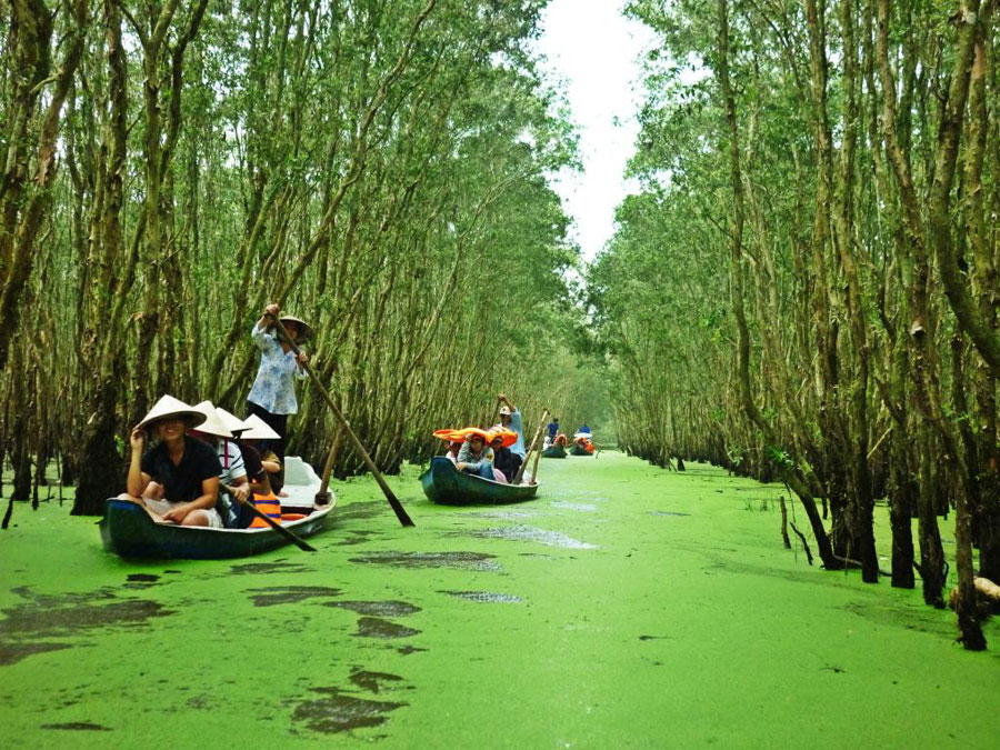 Mekong Delta muslim tour