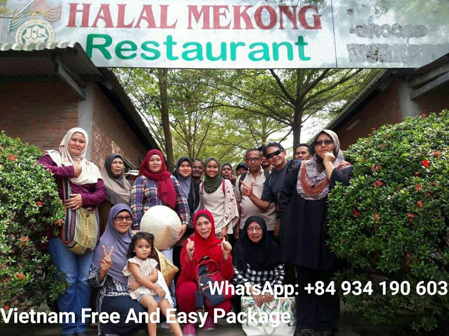 Muslim tour package to Vietnam from Malaysia