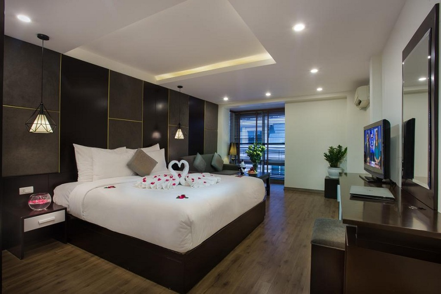 Rising Dragon Palace Hotel – 3 Stars hotel in Hanoi