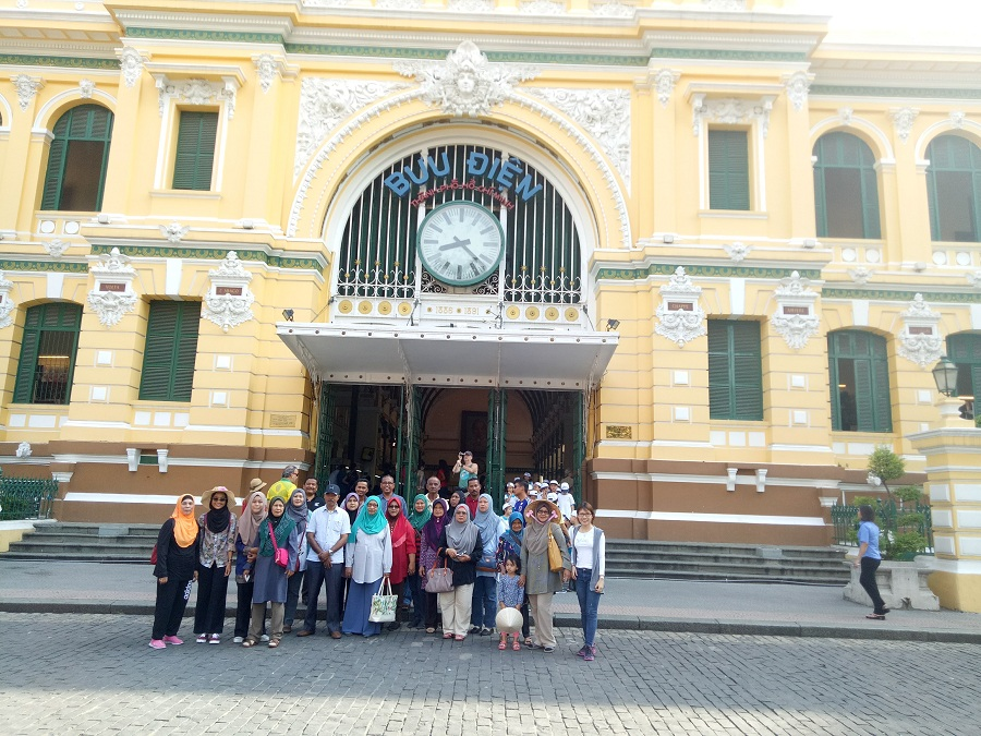 Ho Chi Minh/ Saigon City tour