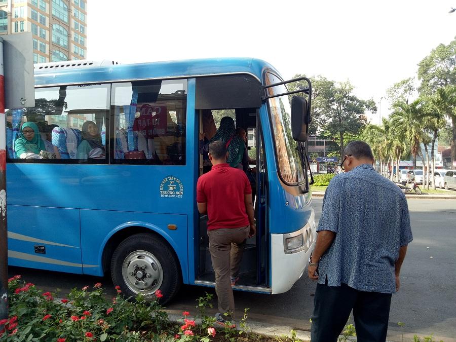 Vietnam Muslim tour Malaysia