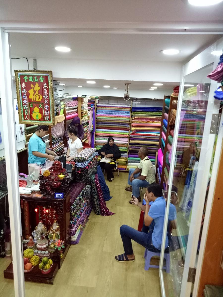 shopping in Vietnam Muslim tour Malaysia