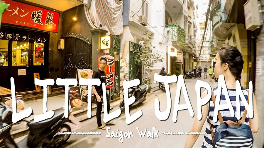 Japan in saigon
