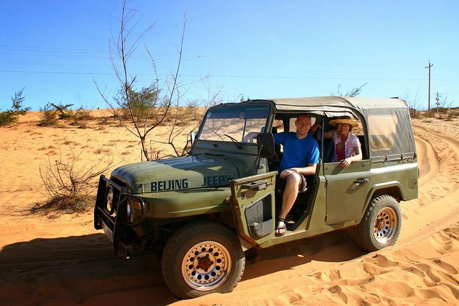 jeep tour in mui ne