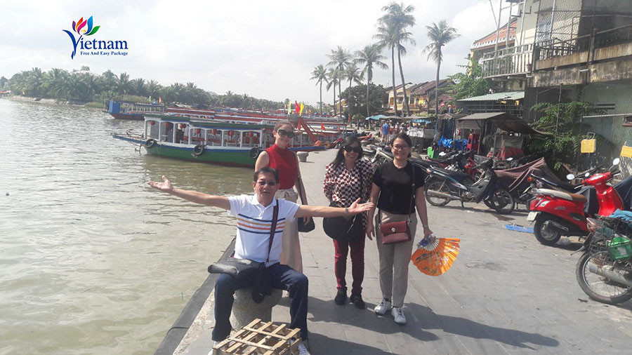 package tour to Danang Vietnam