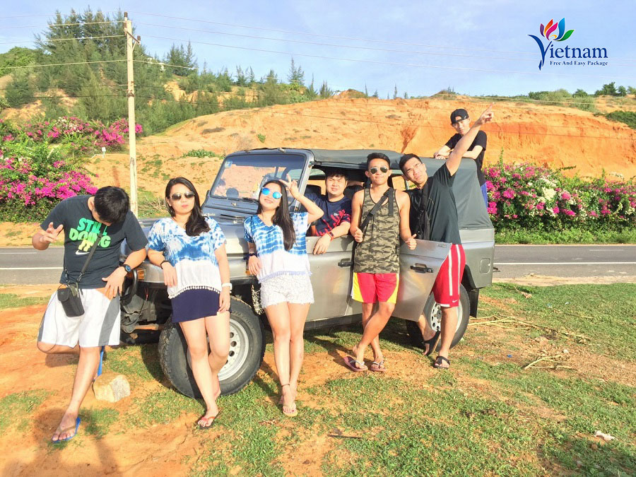 jeep tour in mui ne