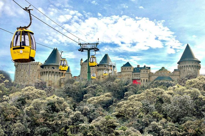 5D4N DA NANG – BA NA HILLS – HOI AN – HUE Private Tour