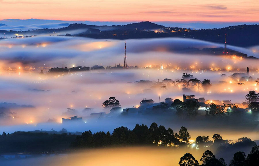 dalat at night tour