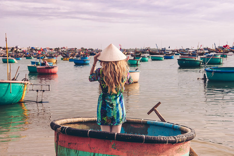 Mui Ne fish village tour