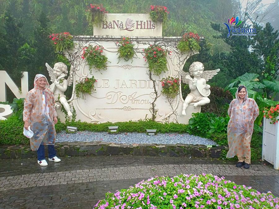 Ba Na hills danang