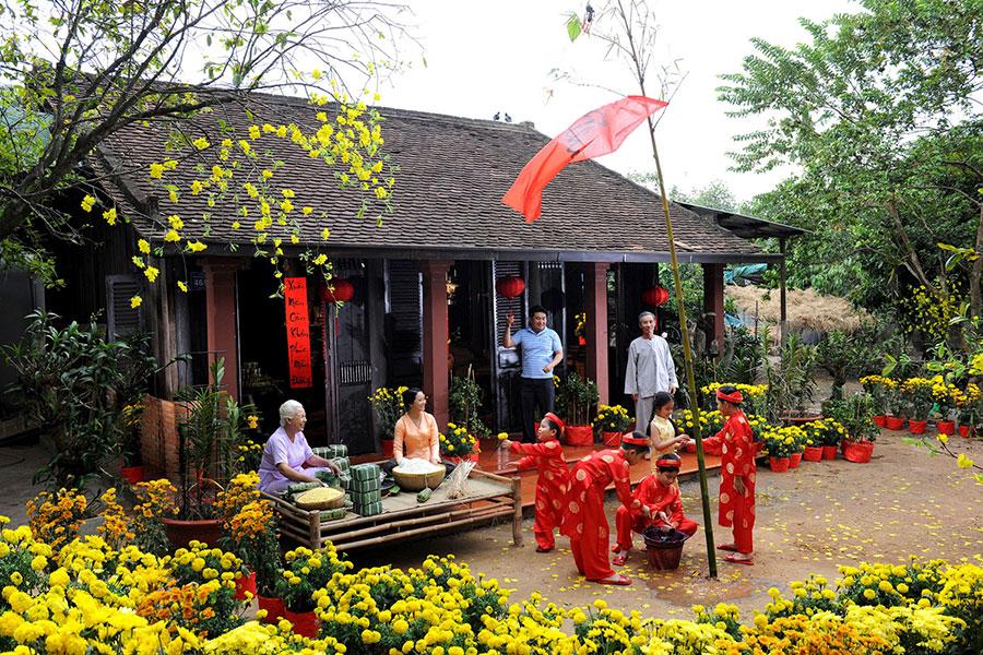 TET during vietnam tour package 2021