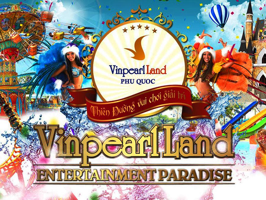 vinpearland Phu Quoc island
