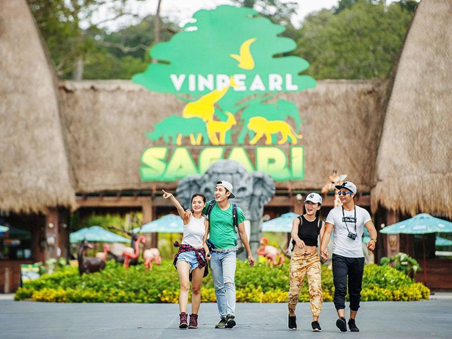 vinpearl safari in Phu Quoc island