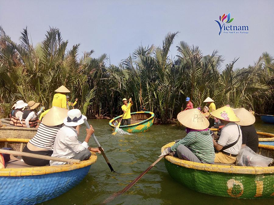 Group visit Da Nang from Penang Malaysia