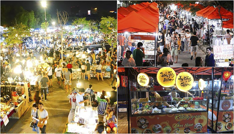 Son Tra night market