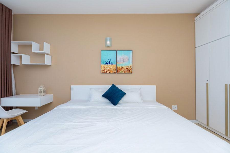 phòng ngủ 1 giường lớn